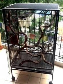 NEW Big Bird Cage
