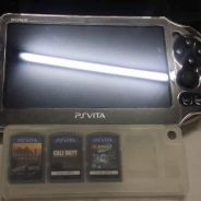 PS VITA 2k with game