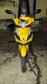 Yamaha 135 LC First Model