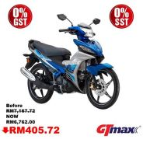 Yamaha 135LC - Ready Stock [NO GST] [NO SST]