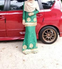 Kurung Saree Pooja