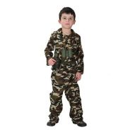 Kids Children Role Special Army Force Costume
