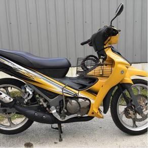 2003 Yamaha 125Z