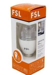 Fsl led c38 bulb /mentol