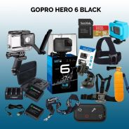 GoPro HERO 6 / HERO6 Black 4K Action Camera