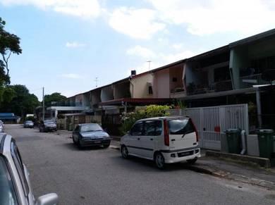 1600sf, 2S Terraced house, Taman Perak, Georgetown, Penang