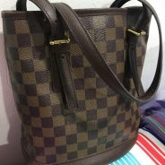 LV bouqet damier Bag