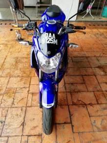 2012 preowned yamaha fz150i