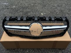 Mercedes W176 A45 AMG Grill A45 AMG Grille Bodykit