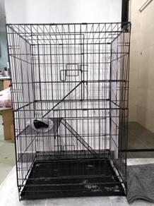 Sangkar Living Cage