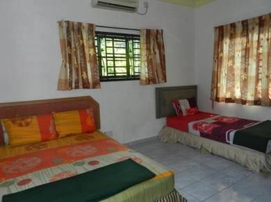Homestay Sri Delima 2 dan Bayu- Semi D 2 tingkat