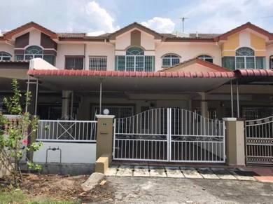Perak, Pusing, Medan Pusing, Rumah Teres 2 Tingkat