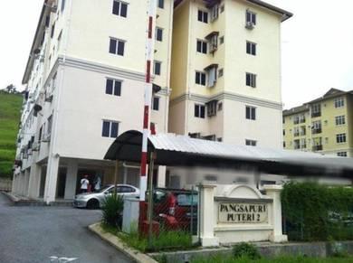 Puteri 2 Apartment, Cheras Alam Damai, Renovated