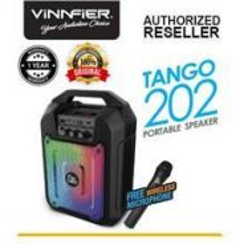 Vinnfier Flip Gear Tango 202 Portable Speaker
