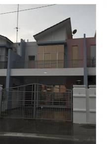 Bandar Putra , Kulai , Double Storey Terrace , New House Gated & Guard