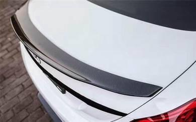 Mercedes benz w205 psm carbon spoiler bodykit c63