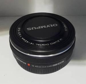 Olympus 14-42mm EZ lens