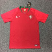 Portugal Home Jersey Nike World Cup 2018