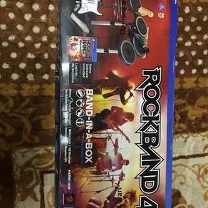 ROCKBAND4 Band in a box