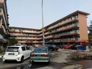 Taman Cendana Flat For Sale