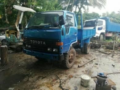 Toyota bu72 4wd