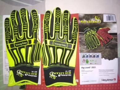 Rig Lizard 2021 Gloves by HexArmor