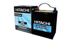 Car battery bateri hitachi NS 40 OCT 2018