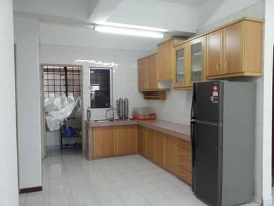 Setapak Ria Condo 1169sqft 3R2B Kitchen Fridge Washer Genting Klang