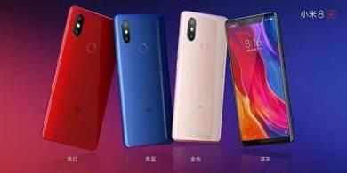 Xiaomi Mi 8 SE [64GB ROM/4GB RAM] Imported Set
