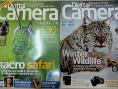 Digital Camera Magazines Issue 1-18