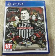 Sleeping dogs (definitive edition) - PS4 Game