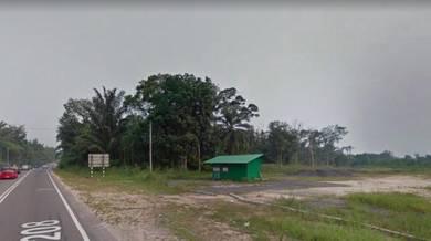 Tanah Station Minyak