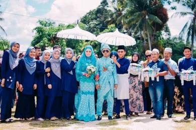 Jurugambar / photographer / pelamin / wedding