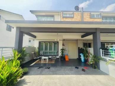 End Lot Fully furnished - Taman Pelangi Semenyih 2 (Rafflesia)