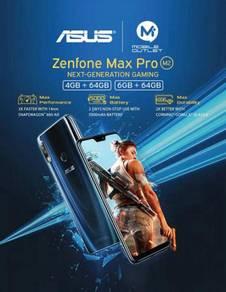 Asus Zenfone Max Pro M2 6GB/64GB Msia Set