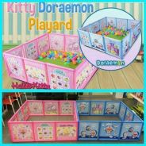 Playard New Kitty Doraemon - kd03