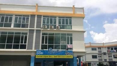 3 Storey Corner Shophouse at Bandar Riyal, Samarahan for Sale