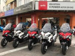 Aprilia SR Max 300 (CNY PROMOTION) Worth to Buy