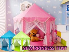 Little new princess tent g55-jn.-4-4