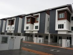 Bukit Mertajam gated and guarded Sunway Wellesley Townhouse