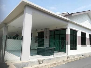 Rumah Teres Setingkat di Taman Alor Ara, Pekan