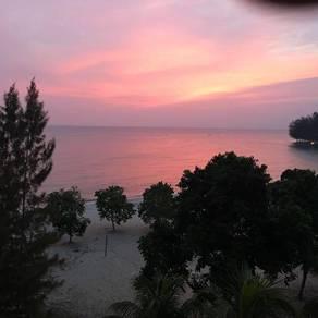 Bayu Beach Resort 2 room apt for rent & SALE