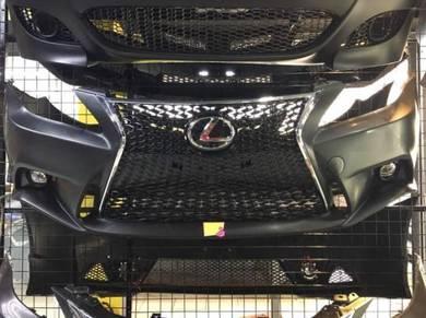 Lexus Is250 F Sport Front Bumper With Foglamp