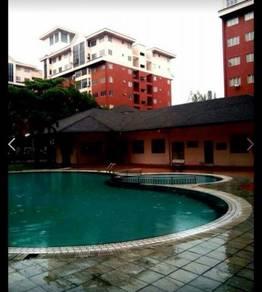 Apartment PERMAI VILLA Puchong Permai (BEST PRICE AROUND!)
