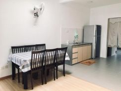 Single terrace at pulau tikus taman gottlieb fully furnish near gurney