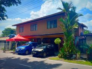 TANAH BUNGALOW Bersama Rumah Sewa 6 Pintu Kg Cheras Baru Ampang