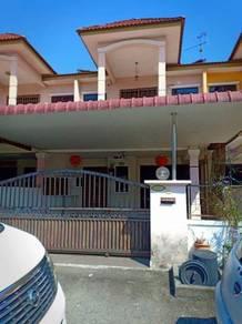 [ SKY RENT ] Partially Furnished 2 Storey house Pengkalan ST18