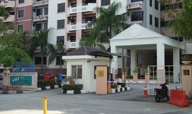 Villamas Apartment Puchong 1074sf Bandar Puchong Jaya RENOVATION