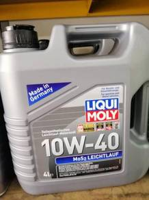 LIQUI MOLY mos2 semi /fully synthetic 4L ori
