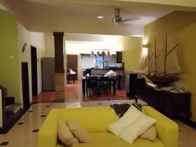 Near Help University , 2 sty house, SUBANG BESTARI , SEK U5